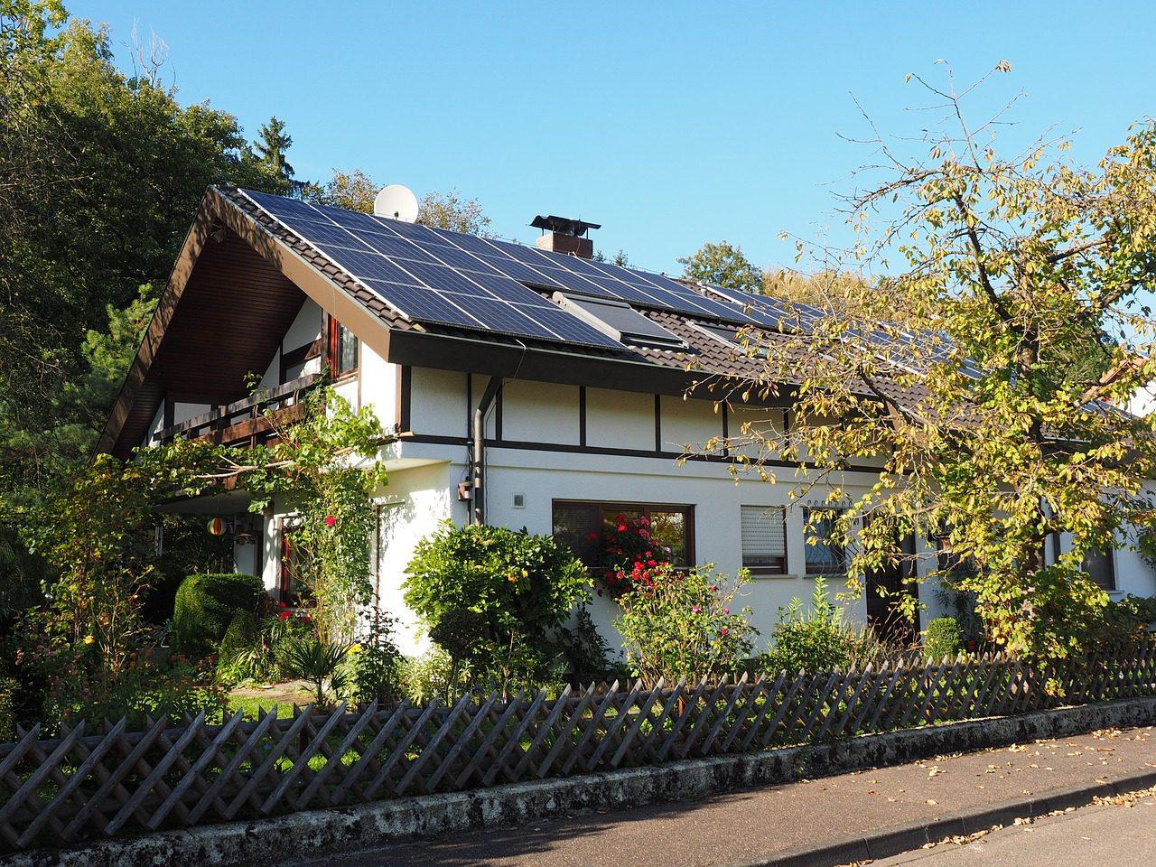 Panele Słoneczne dla domu